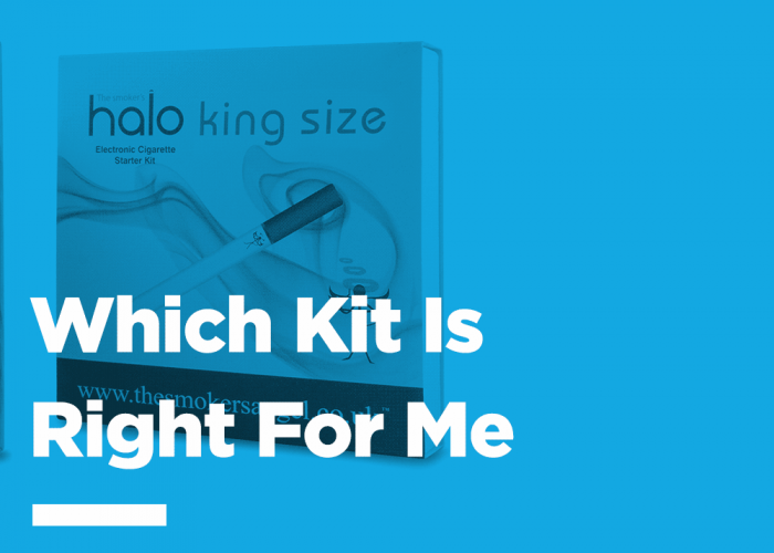 Which E-Cig Kit For You