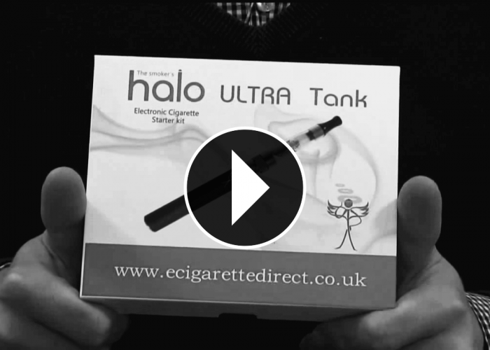 Halo ultra e-cig kit how to