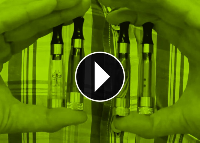 How to use CE5 clearomizer