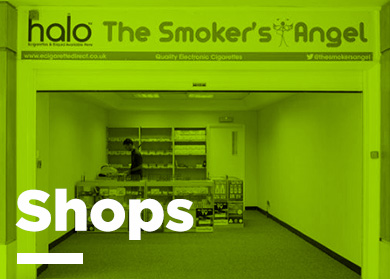 E-Cigarette Shops