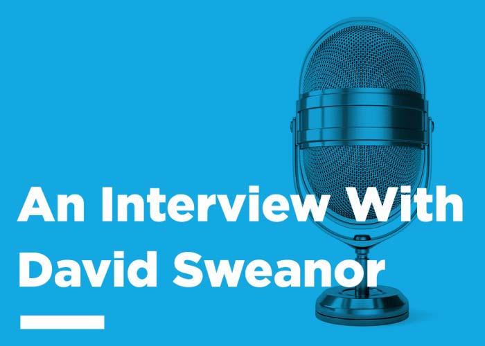 An Interview With David Sweanor