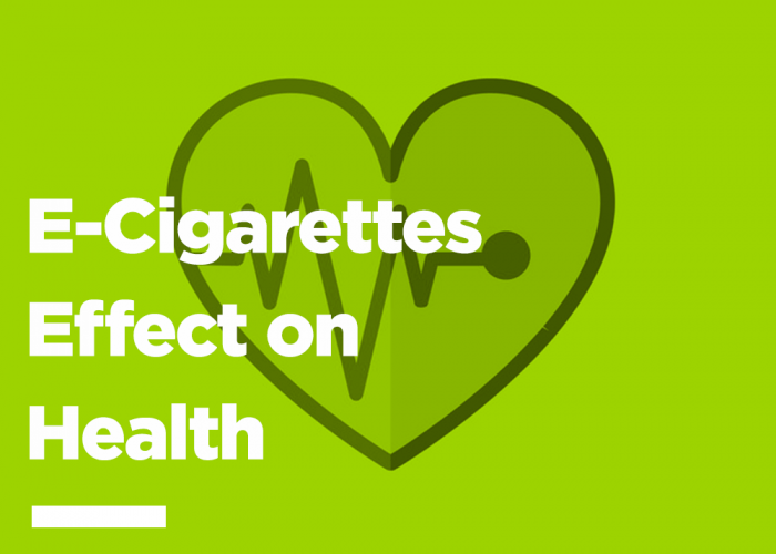 E-cig effect on health