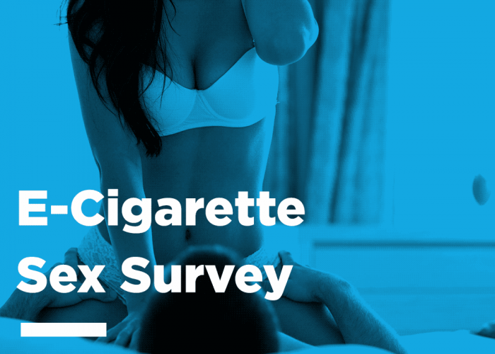 E-Cigarette Sex Survey