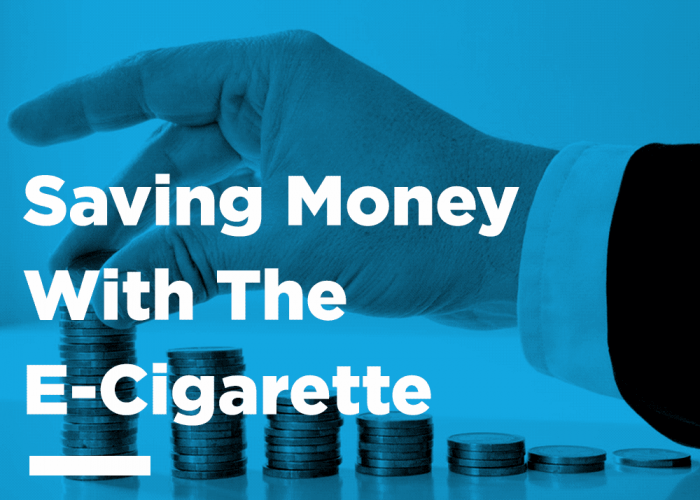 saving Money With The Electronic Cigarette