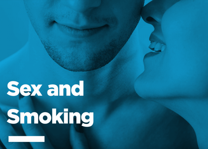 sex and smoking
