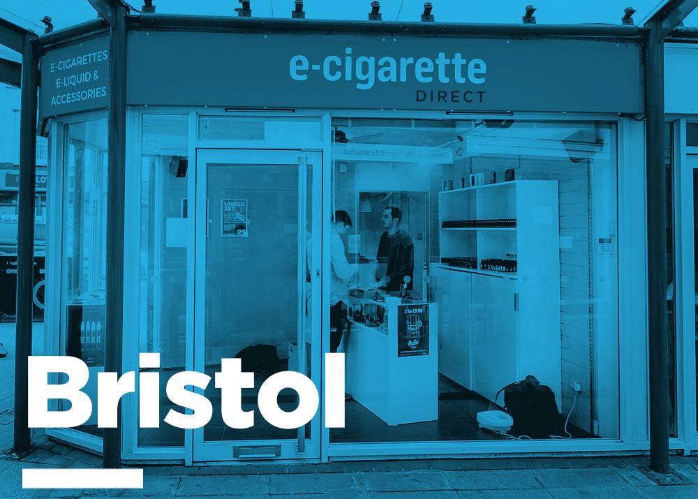 External image of ECigaretteDirect Bristol.