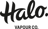 halo vapour co e-liquid logo