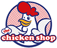 chicken shop e-liquid logo