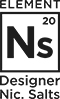 ns20 e-liquid logo