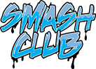 smash club e-liquid logo