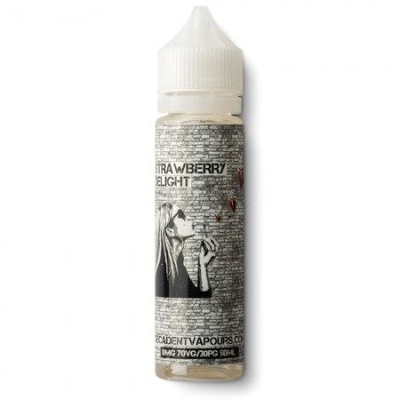 Strawberry Delight | Art Blendz - Decadent Vapours