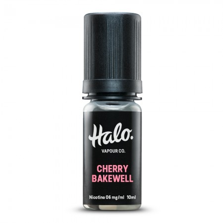 Halo Cherry Bakewell UK E-Liquid