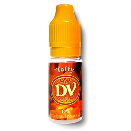 Toffy Decadent Vapours