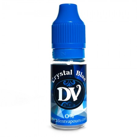 Crystal Blue | Decadent Vapours  Bottle