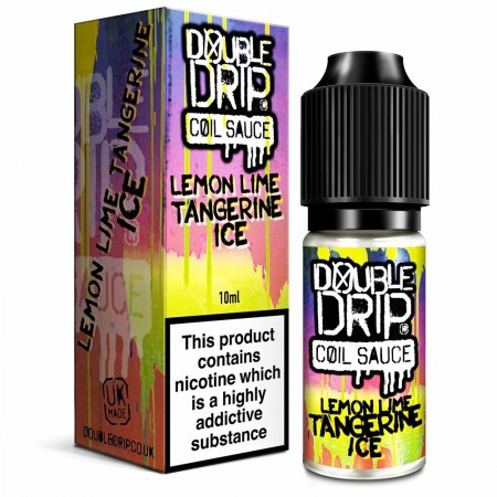 Lemon Lime Tangerine | Double Drip E-Liquid