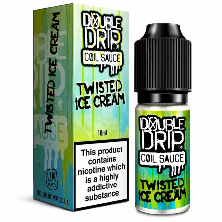 Twisted Ice-Cream | Double Drip E-Liquid