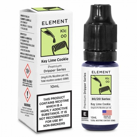 Key Lime Cookie Element Dripper E-Liquid