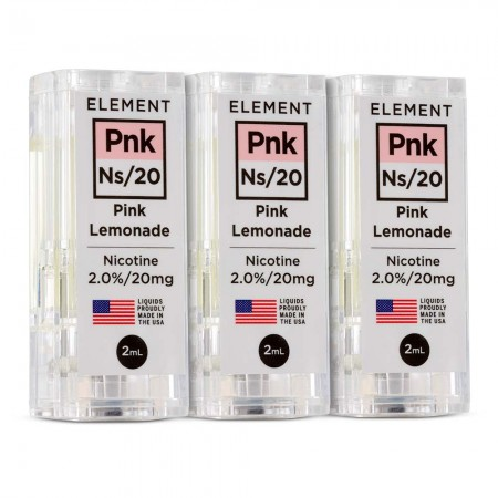 Element NS20 - Pink Lemonade 3 Pack