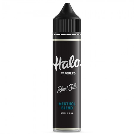 Menthol Blend | Halo Vapour Co Shortfills
