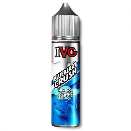 Blueberry Crush | IVG Menthol