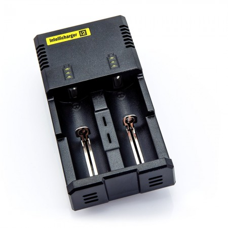 Nitecore Intelli Charger I2 E-Cig Battery Charger