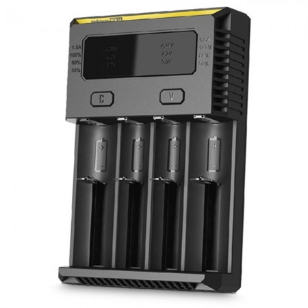 Intellicharger I4 | Nitecore
