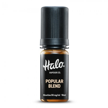 Halo Popular Blend UK E-Liquid