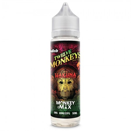 Hakuna | Twelve Monkeys (E-Liquid)