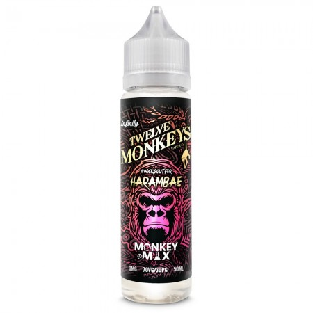 Harambae | Twelve Monkeys (E-Liquid)