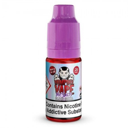 Blood Sukka Nic Salt | Vampire Vape