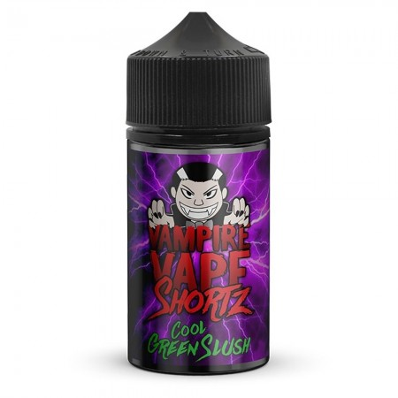 Cool Green Slush Vampire Vape Shortz Bottle