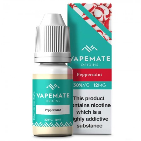 Peppermint | Vapemate Origins