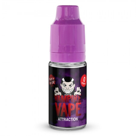 Attraction - Vampire Vape Eliquid