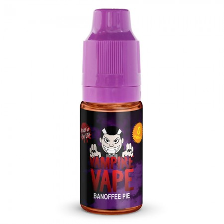Banoffee Pie Vampire Vape Eliquid