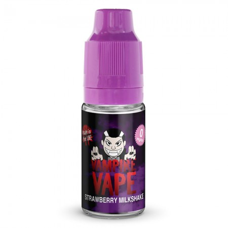 Strawberry Milkshake Vampire Vape Eliquid