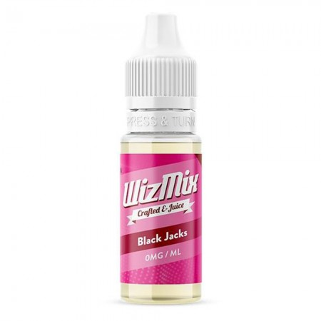 Black Jacks WizMix E-Liquid