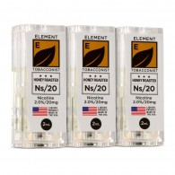 Element NS20 - Honey Roasted Tobacco 3 Pack