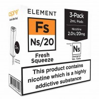 Fresh Squeeze - Element | NS20