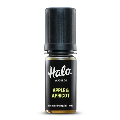 Apple & Apricot UK E-Liquid