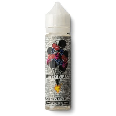 Berry Blast | Art Blendz - Decadent Vapours