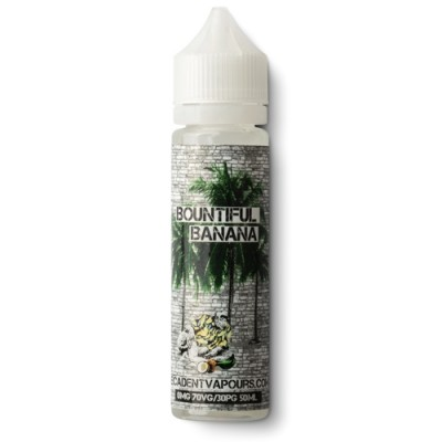 Bountiful Banana | Art Blendz - Decadent Vapours