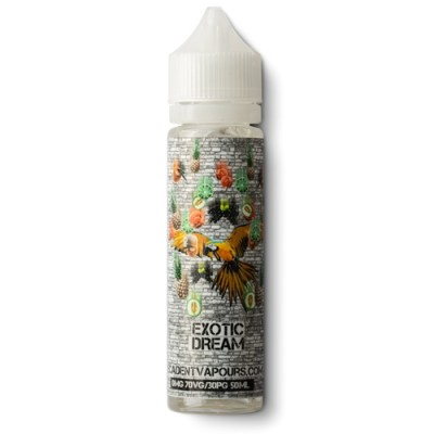 Exotic Dream | Art Blendz - Decadent Vapours