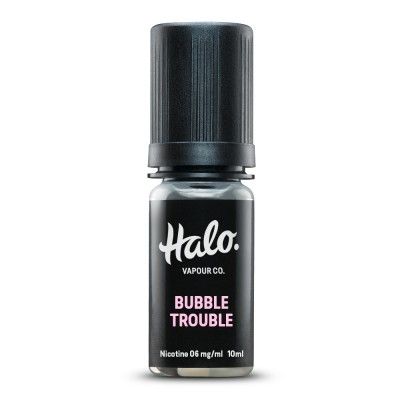 Halo Bubble Trouble UK E-Liquid