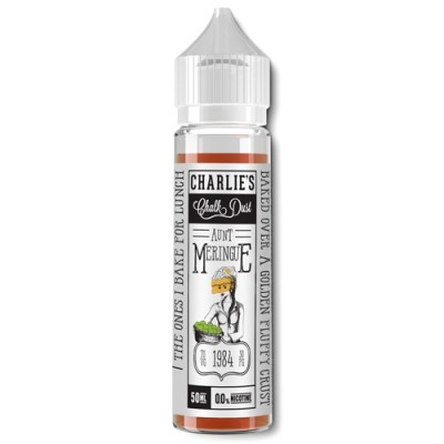 Aunt Meringue Charlie's Chalk Dust