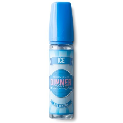 Blue Menthol | Dinner Lady Ice