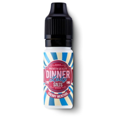 Dinner Lady Cherry Menthol