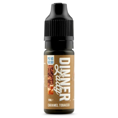 Caramel Tobacco | Dinner Lady Tobacco