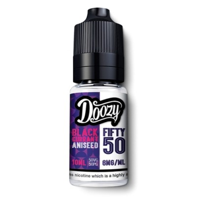 Blackcurrant Aniseed Doozy Vape Co.
