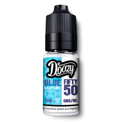 Blue Raspberry Doozy Vape Co.
