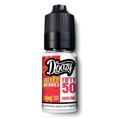 Mixed Berries Doozy Vape Co.